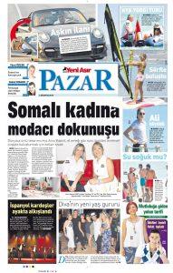 Yeni Asır Pazar Eki 2 Ağustos 2015 Anasayfa